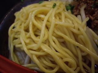らぁめん嵐山 野菜らぁめん(麺)