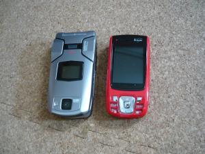 携帯 過去