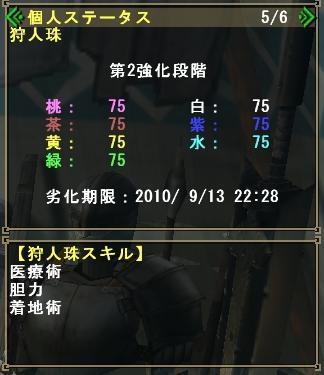 20100906_狩人珠