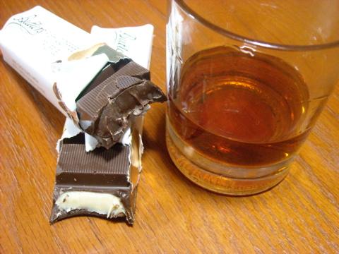 ラムとチョコレート