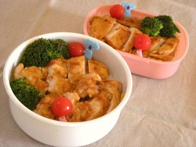 10月1日てりやきチキン丼弁当2_convert_20091001111729