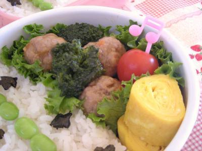 10月5日肉だんご弁当_convert_20091005114601