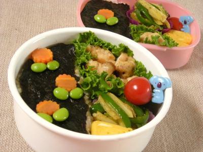 10月9日お弁当1カ月記念♪_convert_20091009101512