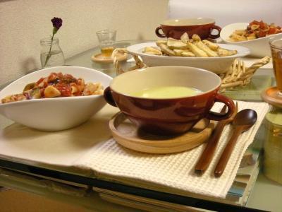 トマトパスタの食卓_convert_20091016101332