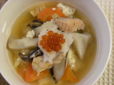 秋鮭と根菜の食べるお味噌汁_convert_20091020110754