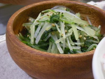 水菜のおひたし_convert_20091030110647