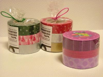 クリスマス&ケーキマスキングテープ_convert_20091101161355