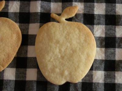 りんごのクッキー4_convert_20091103105208