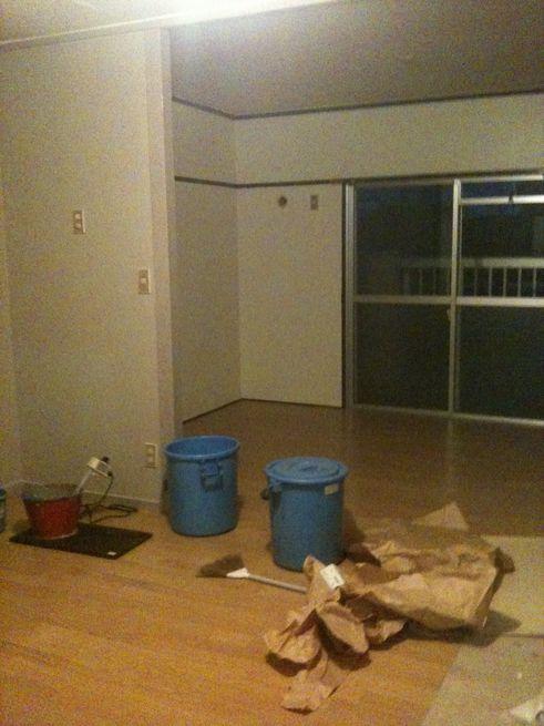 下の空き部屋