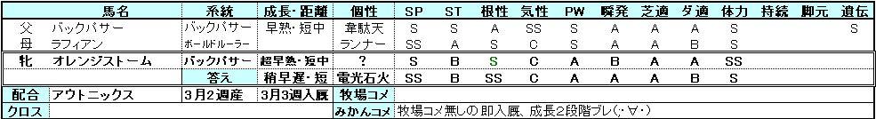 パラ検証-ストーム