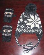 Max's hat&mits