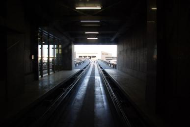 第二ターミナル移動