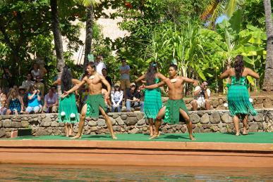 ポリネシアン文化センター5