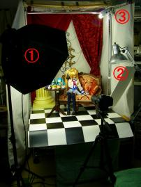 撮影ブース201105