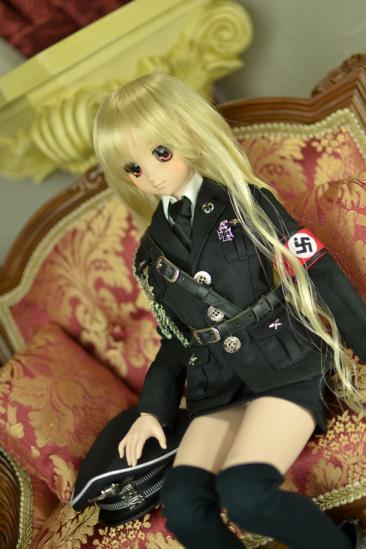 DD用軍服ドイツ風2