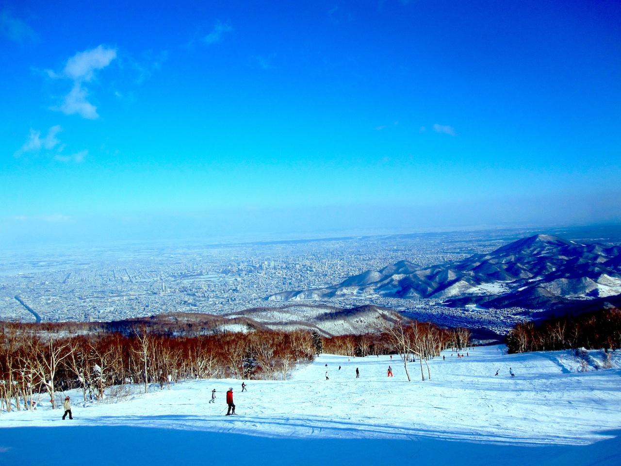 手稲山ブログ