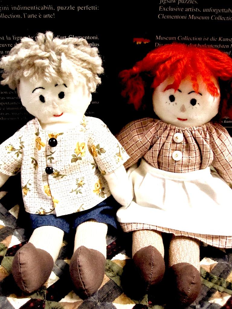 お人形たちブログ