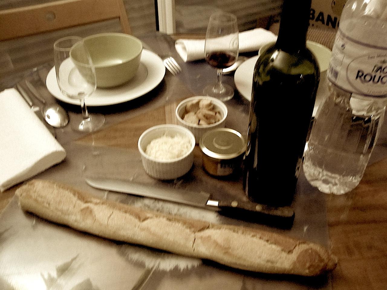 フランス的食事