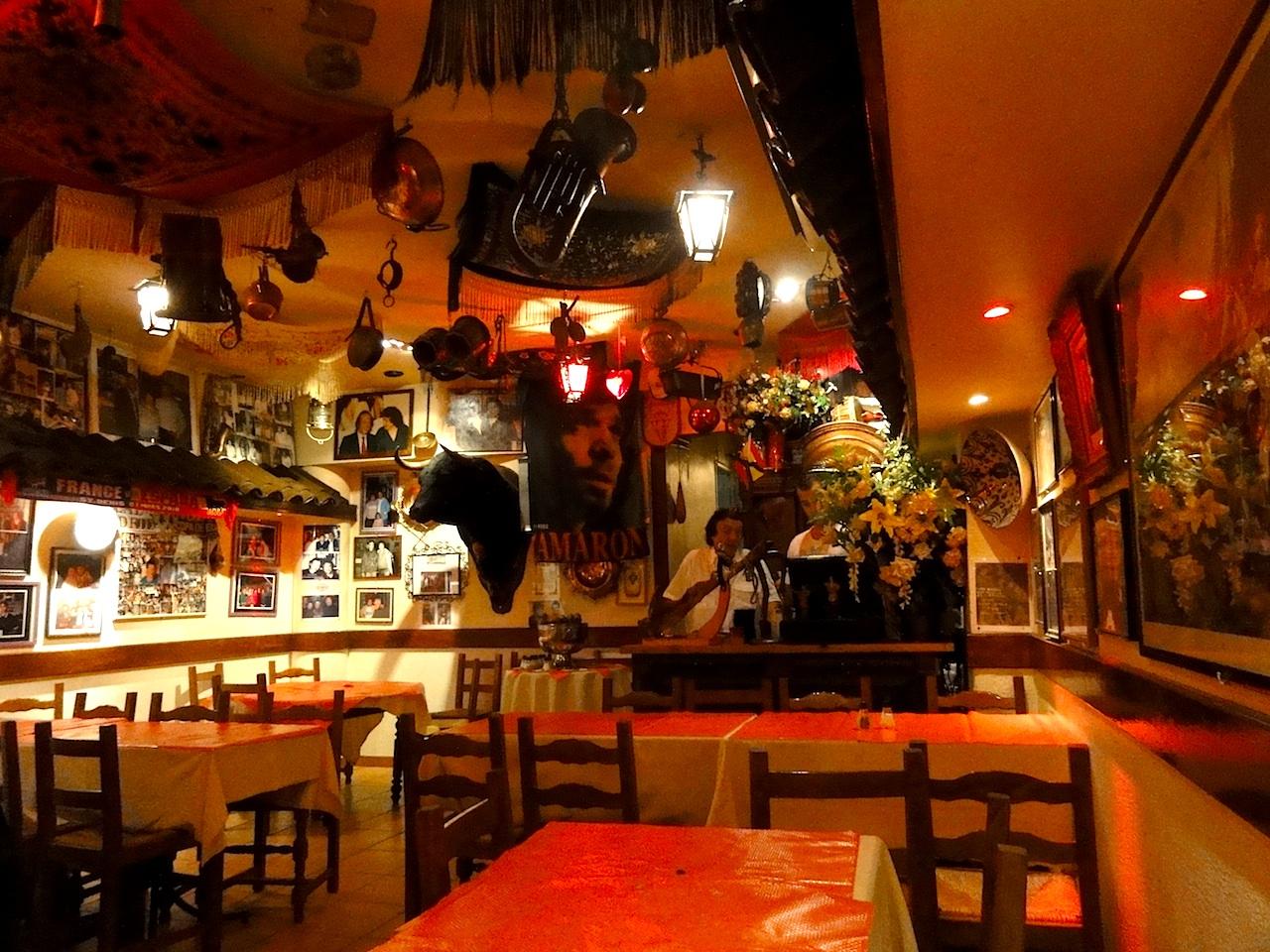 スペインレストラン1