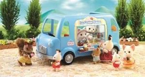 アイスクリームワゴン1