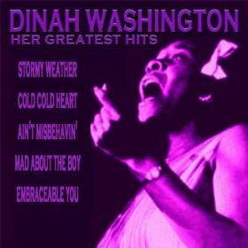 Dinah Washington(Lover Come Back to Me)