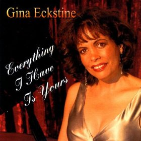 Gina Eckstine(I Want To Talk About You)
