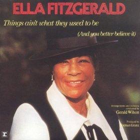 Ella Fitzgerald(Sunny)