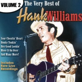 Hank Williams Sr.(Howlin' at the Moon)