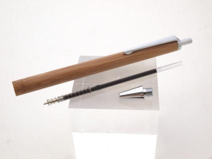 「素材軸ボールペン/竹」-5