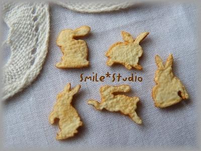 うさぎクッキー1