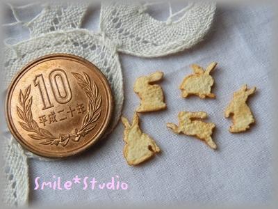 うさぎクッキー2