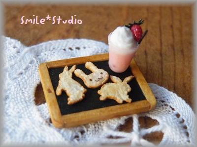 クッキーとシェイク Sサイズセット