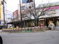 10.12.15 銀天街入口のイルミネーション