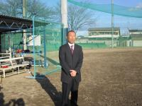 11.1.02 新居浜東高校・秋山裕右監督