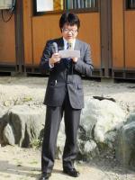 11.1.23  司会の金子・別子労働組合委員長1