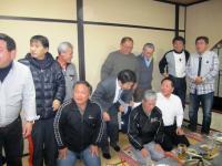 11.1.22 泉川中学校野球部OB会2