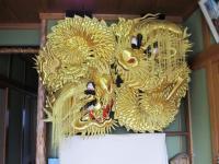 11.1.31 太鼓の蒲団締め1