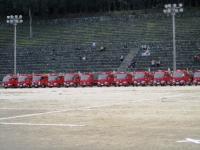 2011.3.6 新居浜消防観閲式3