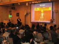 2011.3.13 県政報告会・会場の様子2