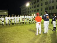 2011.5.24 大生院院中学校でのマンダリンパイレーツの野球教室6