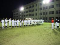 2011.5.24 大生院中学校でのマンダリンパイレーツの野球教室7