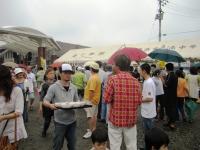 2011.6.12 新居浜駅フェスティバルの様子