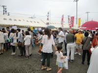 2011.6.12 新居浜駅フェスティバルの様子1