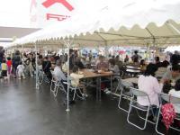 2011.6.12 新居浜駅フェスティバルの様子2