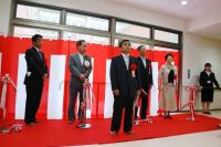 2011.6.26 慈光園落成式の万歳 ブログ用
