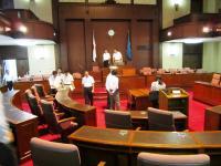 2011.7.29 滋賀県議会議場2