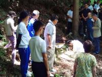 2011.8.8 朝鮮人慰霊祭での石川県議