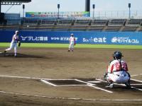 2011.8.27 試合開始前2