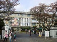 10.11.07 新居浜東高校正門