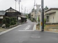 2011.9.1 東田銀座通り1